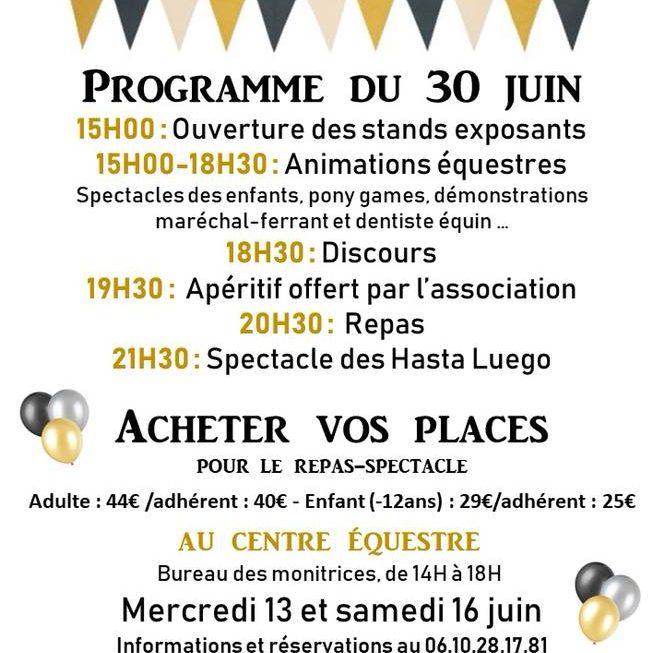 20 Jahre Cavaliers de Pré Fleuri