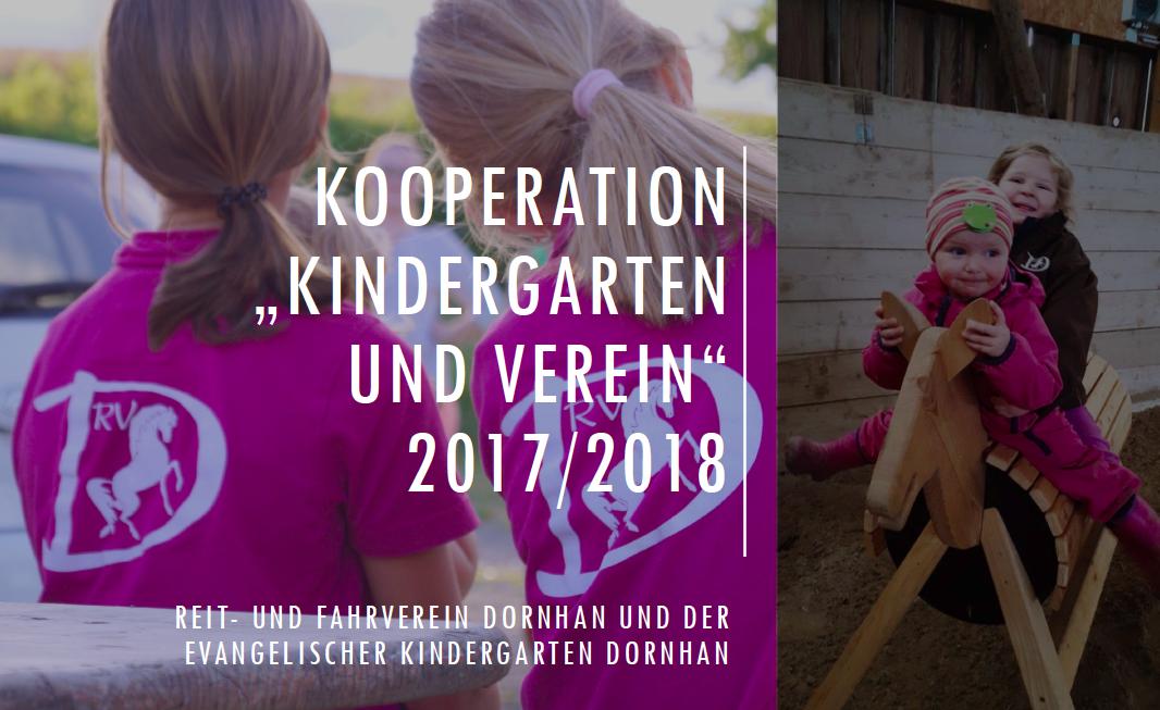 """Kooperation """"Kindergarten und Verein"""" erhält Auszeichnung"""